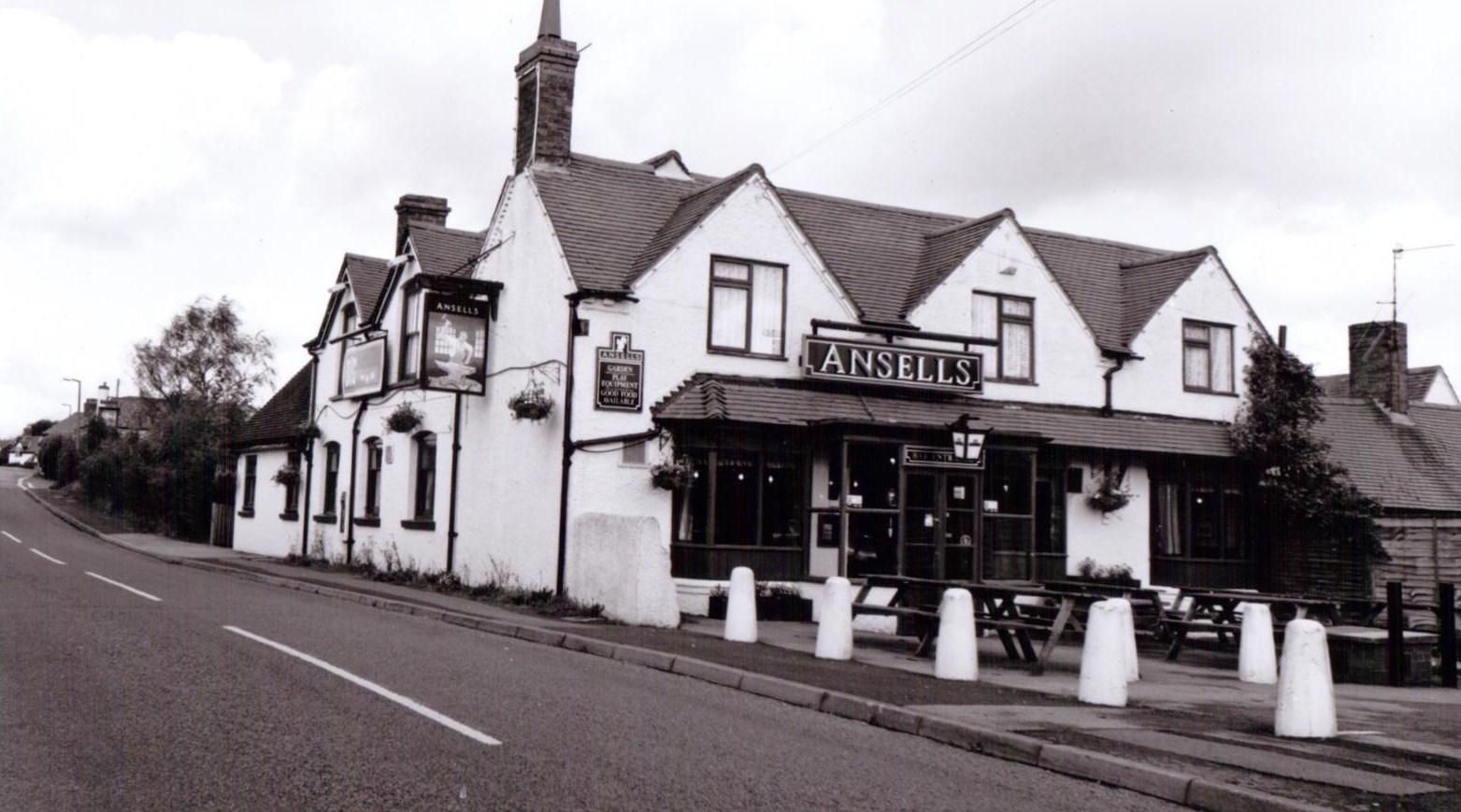 The Nailers Arms - pictured in 1988